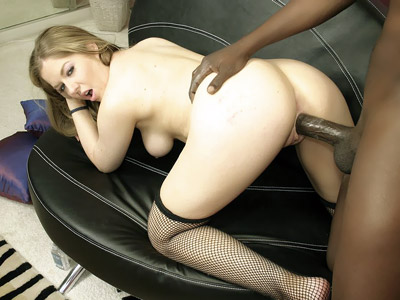 Interracial avec Haley